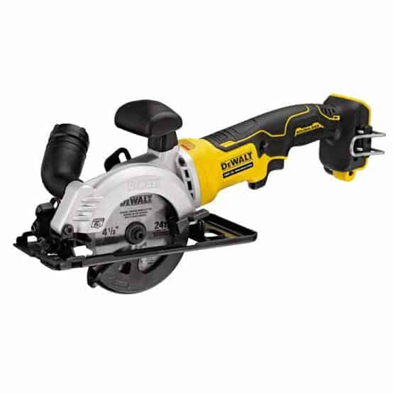 The Cordless Circular Saw