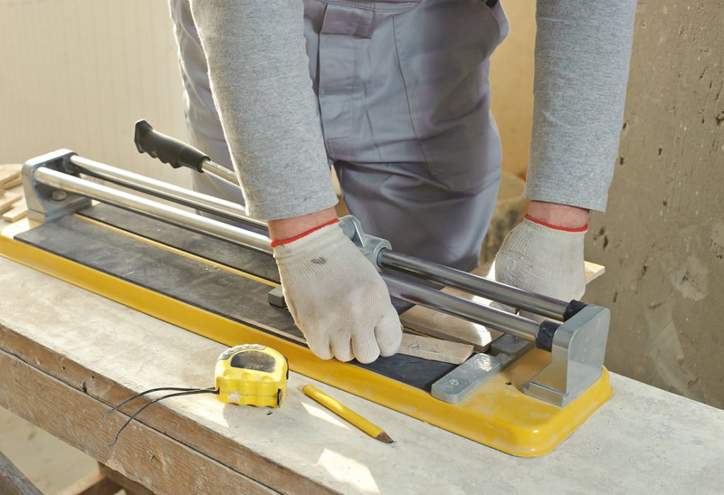 best manual tile cutters