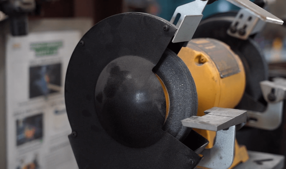 How to Use a Bench Grinder