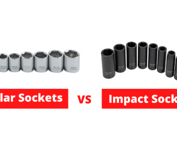 what's the difference between impact sockets and regular sockets