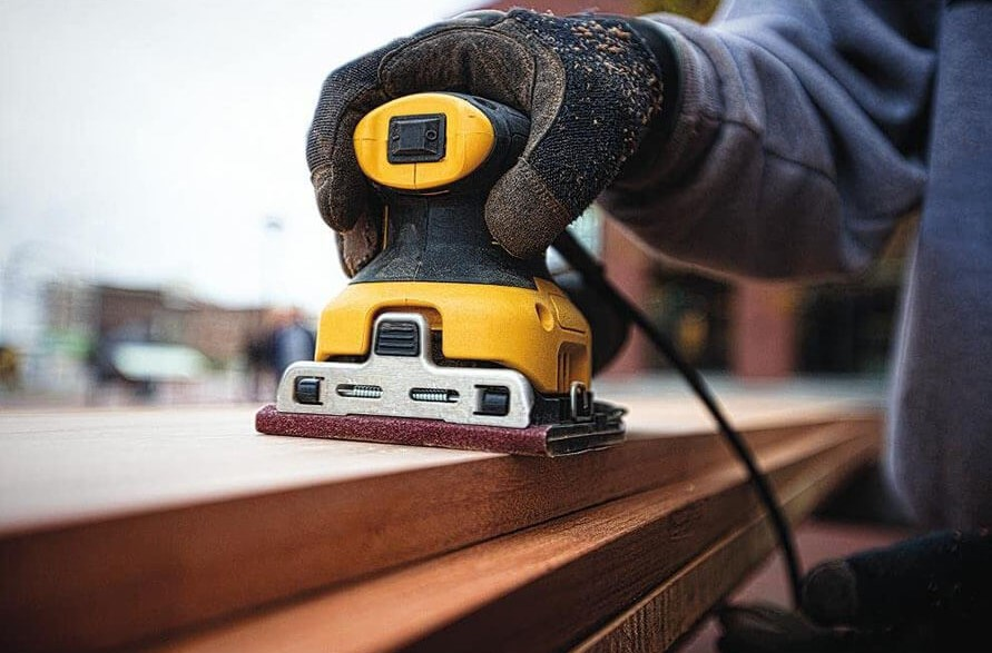 Benefits Of Using A Palm Sander