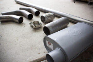 What Are Mufflers Made Of
