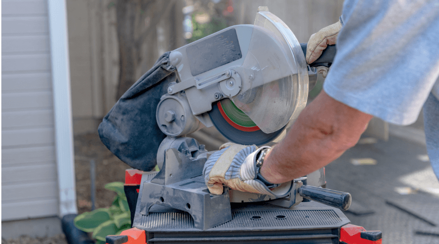 How To Make A Dust Bag For Miter Saw